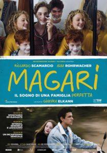 MAGARI - Ginevra Elkann # Italia/Francia 2019 (99') @ Giardino Barbarigo