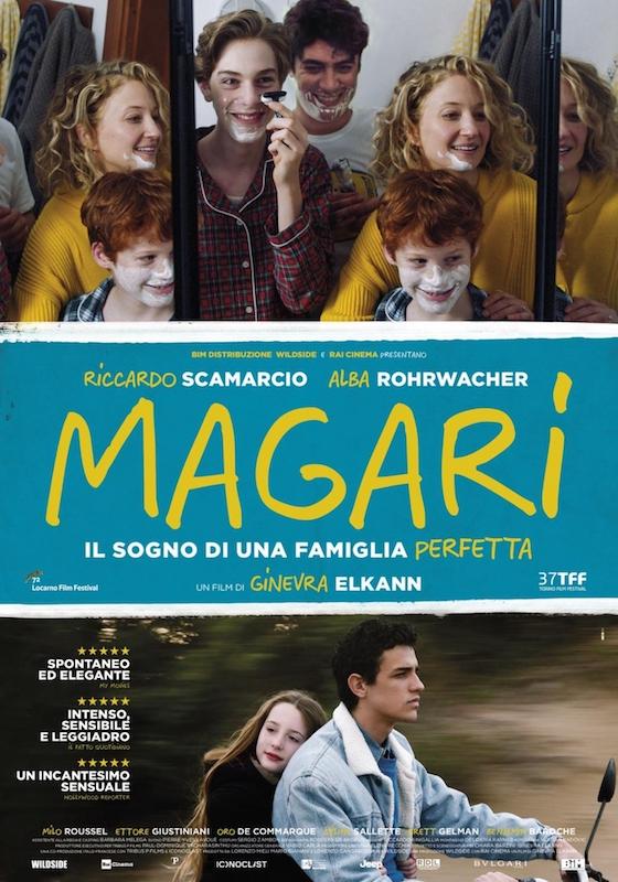 MAGARI – Ginevra Elkann # Italia/Francia 2019 (99′)