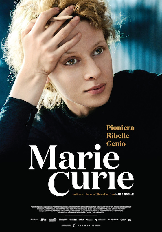 MARIE CURIE – Marie Noëlle # Polonia/Fra/Ger 2016 (100′)