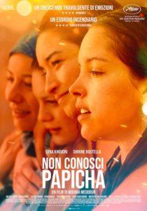 NON CONOSCI PAPICHA - Mounia Meddour # Francia/Argentina 2019 (105') @ Giardino Barbarigo