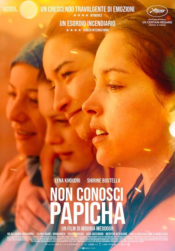NON CONOSCI PAPICHA – Mounia Meddour # Francia/Argentina 2019 (105′)