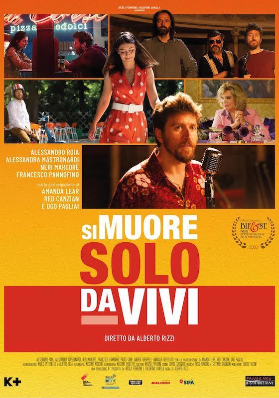 SI MUORE SOLO DA VIVI – Alberto Rizzi # Italia 2020 (95′)       [LUXonline]