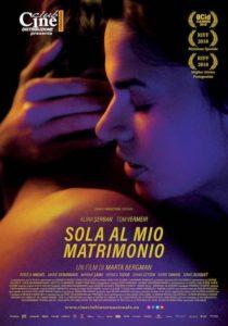 SOLA AL MIO MATRIMONIO - Marta Bergman # Belgio 2018 (122') @ Giardino Barbarigo