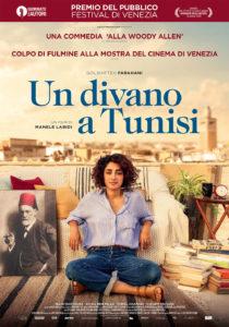 UN DIVANO A TUNISI- Manele Labidi # Francia 2019 (88') @ Giardino Barbarigo