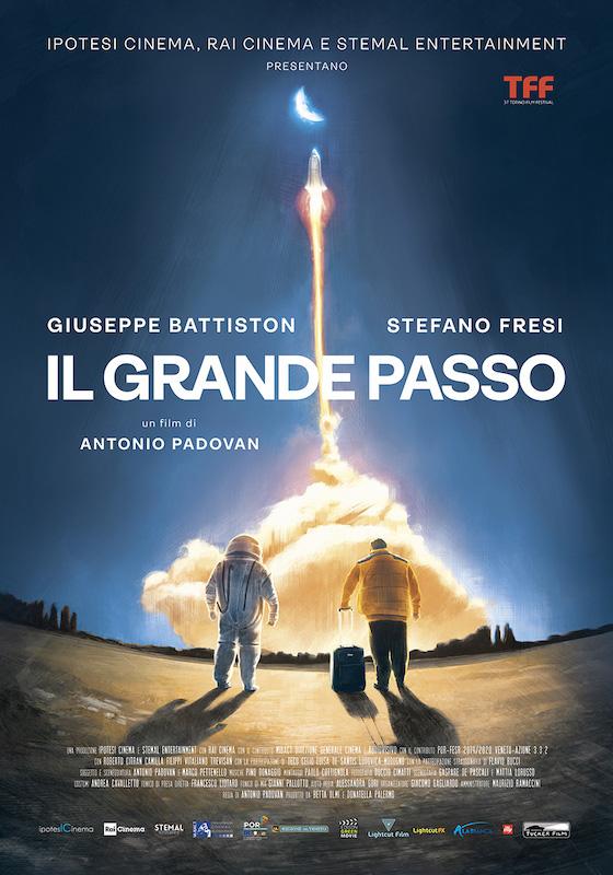IL GRANDE PASSO – Antonio Padovan # Italia 2019 (96′)