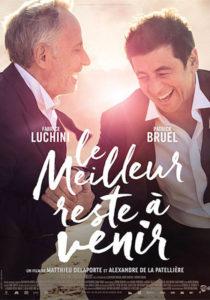 IL MEGLIO DEVE ANCORA VENIRE - A. de La Patellière, M. Delaporte # Francia 2019 (117') @ Giardino Barbarigo