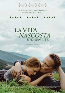 LA VITA NASCOSTA. A HIDDEN LIFE - Terrence Malick # USA/Germania 2019 (173')