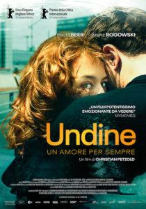 UNDINE. UN AMORE PER SEMPRE - Christian Petzold # Francia/Germania 2020 (90')