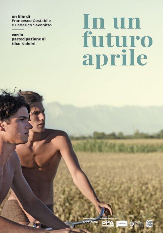 IN UN FUTURO APRILE – IL GIOVANE PASOLINI – F.Costabile, F.Savonitto # Italia 2019 (80′)