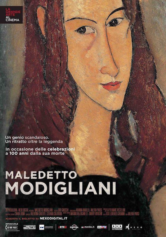 MALEDETTO MODIGLIANI – Valeria Parisi # Italia 2020 (90′)