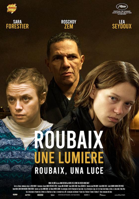 ROUBAIX, UNE LUMIÈRE – Arnaud Desplechin # Francia 2019 (119′)