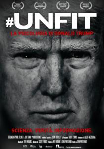 #UNFIT - LA PSICOLOGIA DI DONALD TRUMP - Dan Partland # USA 2020 (83')