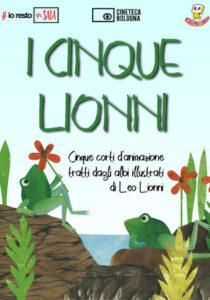 I CINQUE LIONNI - Giulio Gianini, Leo Lionni # Svizzera 1986 (35')