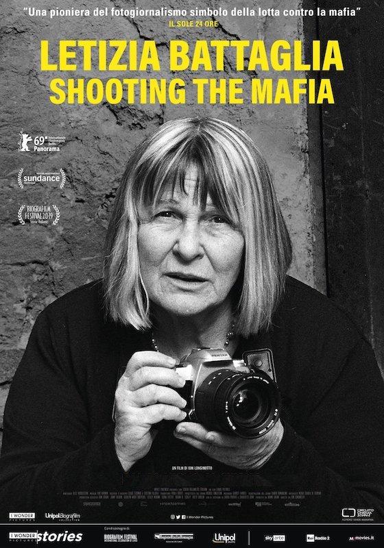 LETIZIA BATTAGLIA. SHOOTING THE MAFIA – Kim Longinotto # Irlanda/Usa 2019 (97′)