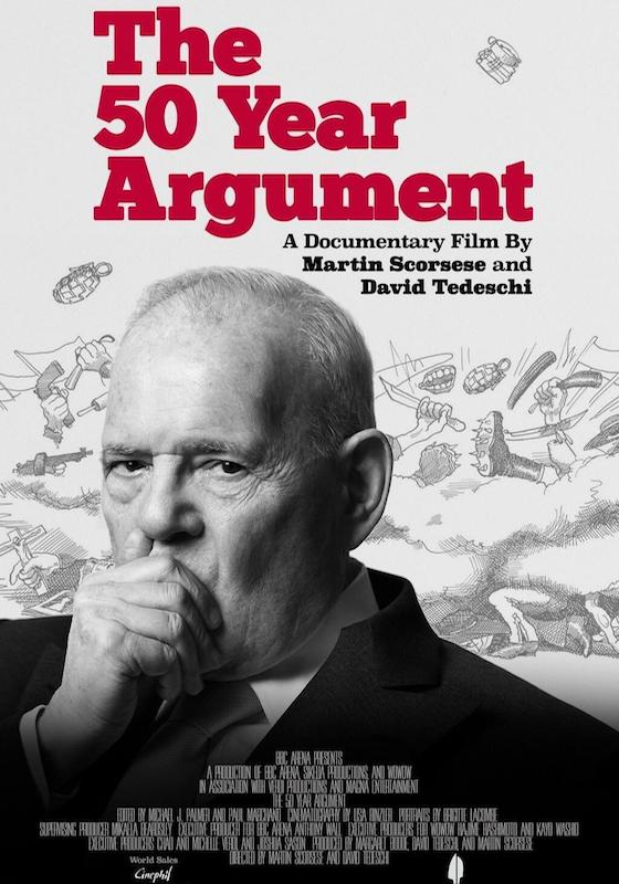 THE NEW YORK REVIEW OF BOOKS: THE 50 YEAR ARGUMENT – M.Scorsese, D.Tedeschi # USA 2014 (97)