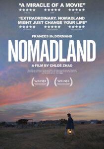 NOMADLAND - Chloé Zhao # USA 2020 (108') *VOS