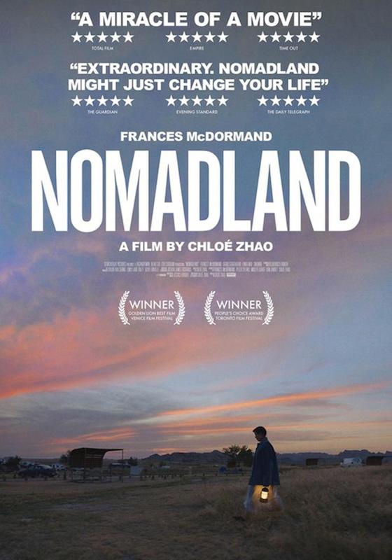 NOMADLAND – Chloé Zhao # USA 2020 (108′)