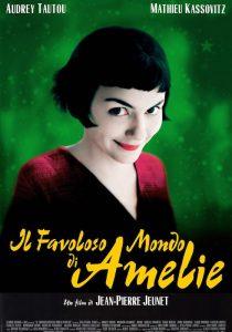 IL FAVOLOSO MONDO DI AMELIE - Jean Pierre Jeunet - Francia 2001 (120')