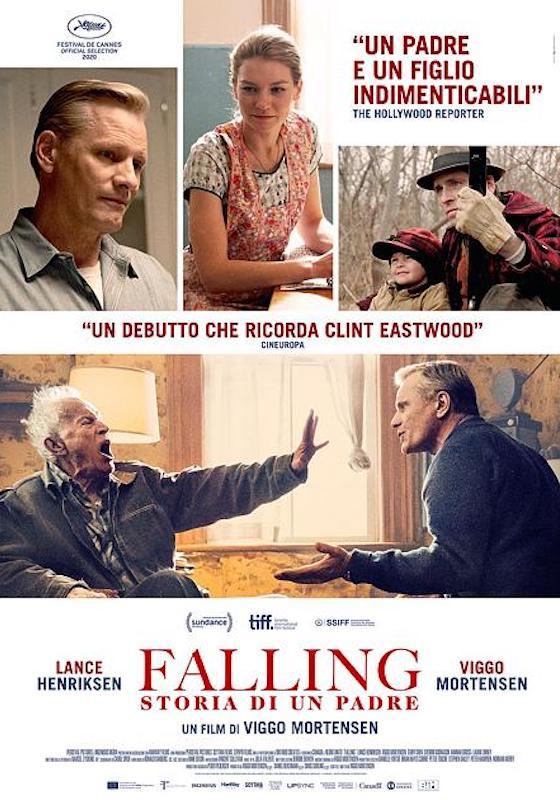 FALLING – STORIA DI UN PADRE – Viggo Mortensen # USA 2020 (112′) *VOS
