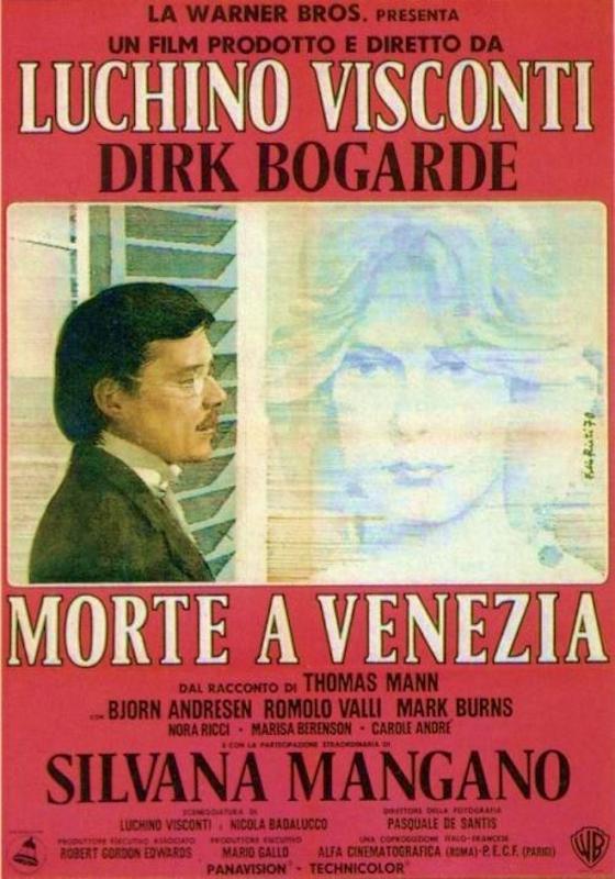MORTE A VENEZIA – Luchino Visconti # Italia/Francia/USA 1971 (130′)
